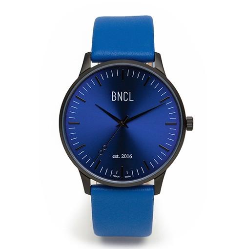 Noir - Bleu : Bleu - Noir