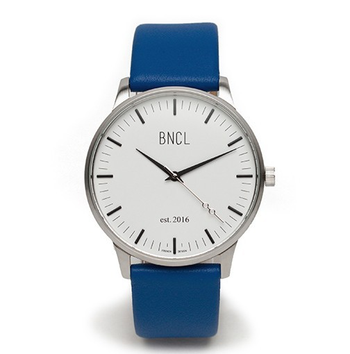 Argent - Blanc - Bleu