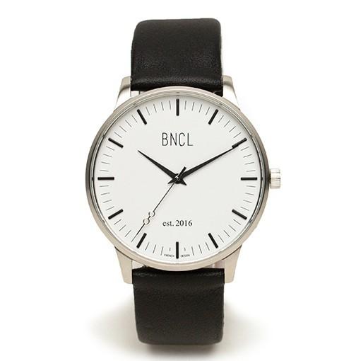 Silver - Blanc - Noir