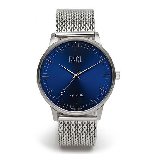 Argent - Bleu - Argent
