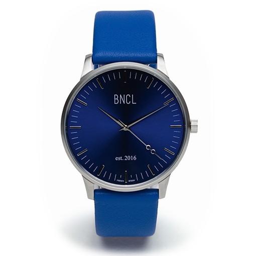 Argent - Bleu - Bleu