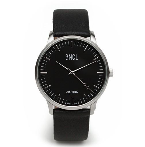 Argent - Noir - Noir