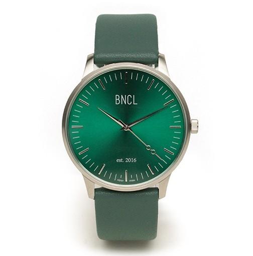 Argent - Vert - Vert