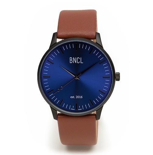 Noir - Bleu - Marron