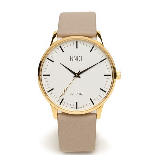 Or - Blanc - Taupe clair