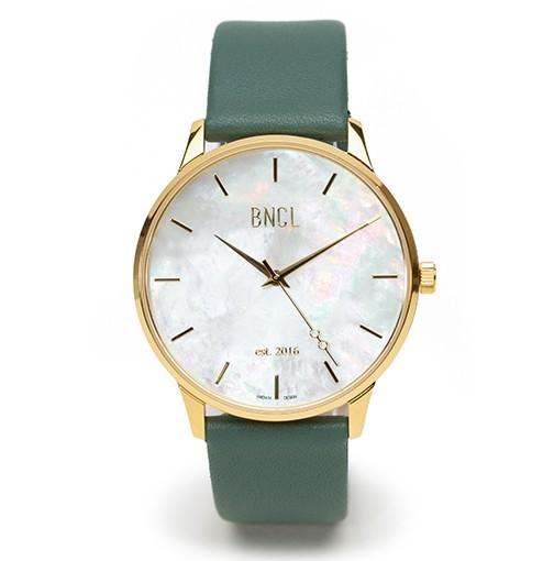 Or - Nacre - Vert